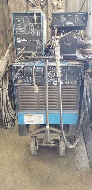 Miller welder. Delta weld 451 for Sale in Stockton, CA