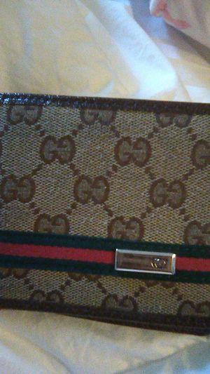 Gucci wallet for Sale in Morgan Hill, CA