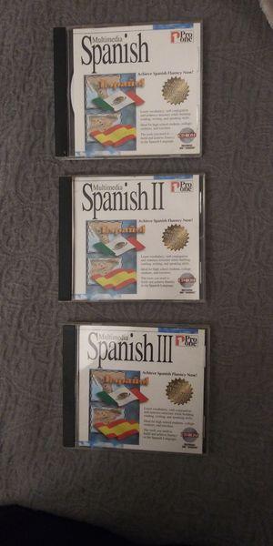 ProOne Multi Media Spanish Disks for Sale in Lutz, FL
