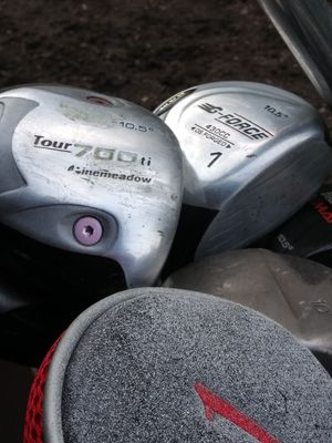 Golf club drivers 15 pices for Sale in Gresham, OR