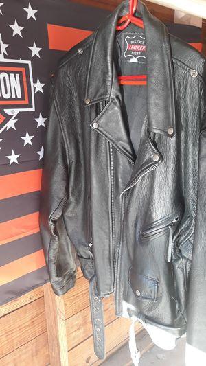 Motorcycle biker jacket for Sale in Duncanville, TX