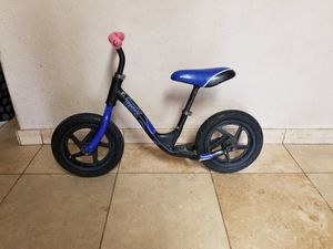 Trek strider style balance training bike bicycle ONLY $30 for Sale in Guadalupe, AZ