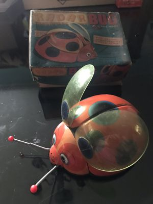 Radar bug. Japan vintage windup toy for Sale in Hobart, IN