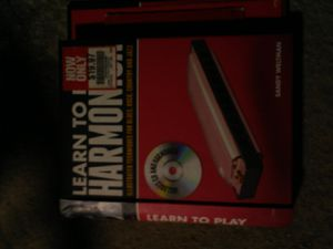 Play harmonica for Sale in White Hall, WV