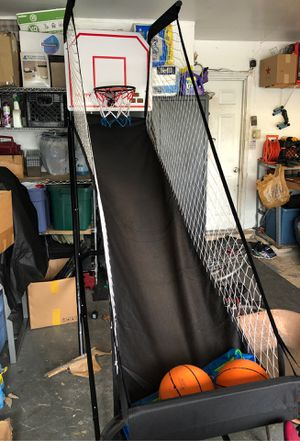Huffy electronic basketball hoop for Sale in Carol Stream, IL