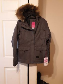 Women's Snow Board jacket Size Medium (PWDR ROOM Brand) for Sale in Tacoma,  WA