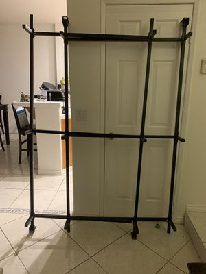 TWIN METAL BED FRAME for Sale in San Diego, CA