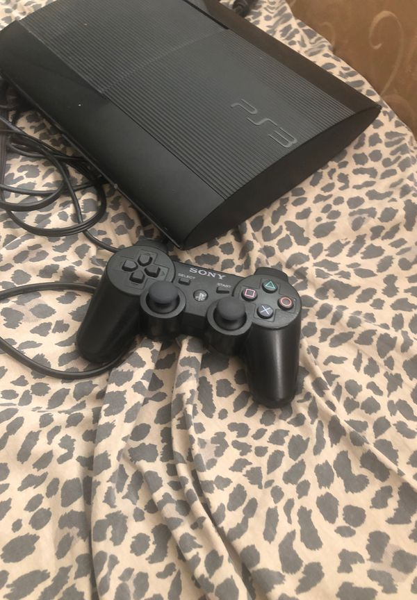 PS3 only been used 15/20 times