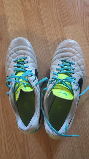Tiempo Soccer cleats 10.5 for Sale in South San Francisco, CA