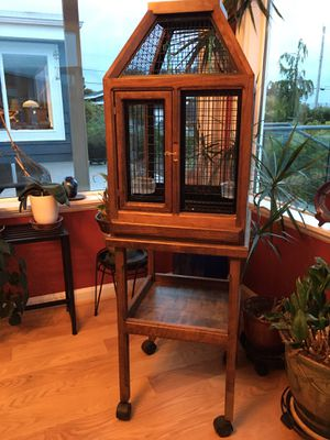 bird cages for Sale in Edmonds, WA