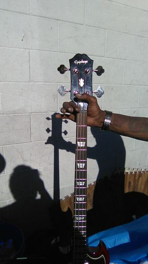 Ephiphone electric guitar for Sale in Los Angeles, CA