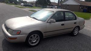 1994 Toyota Corolla en buenas condiciones corre bien aire acondicionado en fria bien for Sale in Kissimmee, FL
