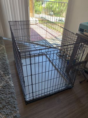 You & Me 1 Door Folding Dog Crate for Sale in Austin, TX