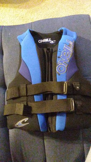O,neill youth life jacket for Sale in Fife, WA