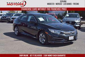 2017 Honda Civic Sedan for Sale in Los Banos, CA