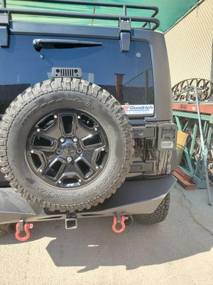 BF Goodrich KO2 Tires/Rims for Sale in Beverly Hills, CA