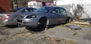 2006 Chevy Impala FOR PARTS ONLY for Sale in Atlanta, GA