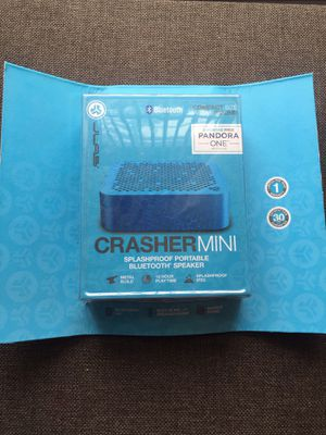 JLab Crasher Mini Portable Bluetooth Speaker for Sale in The Bronx, NY