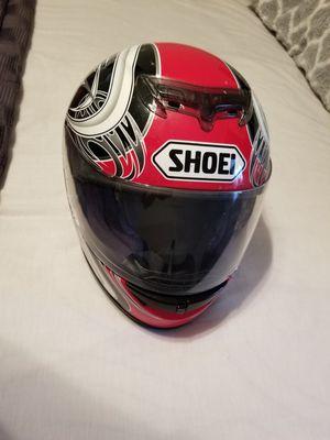 Shoei motorcycle helmet for Sale in Fairfax, VA