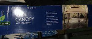 Canopy w/ netting for Sale in Elk Grove, CA