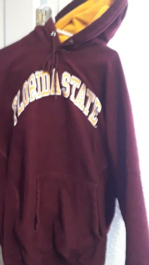 LG UNISEX FLA STATE HOODIE PULLOVER for Sale in Union Park, FL