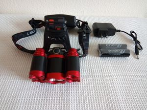 Red T6 5 LED Headlight for Sale in San Diego, CA