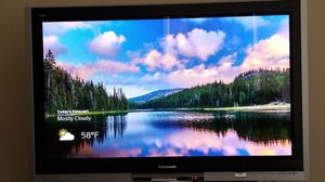 """Panasonic 48"""" T.V. with matching stand for Sale in Midvale, UT"""