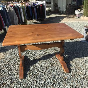 Wood Table for Sale in Chula Vista, CA