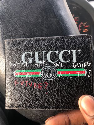 Gucci wallet for Sale in Glenarden, MD