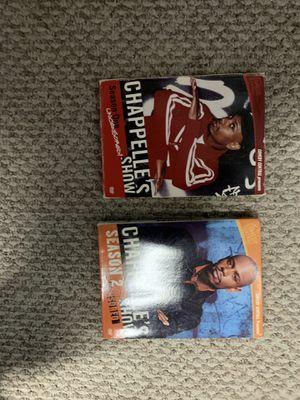 Dave Chappell's season 1&2 for Sale in Cranston, RI