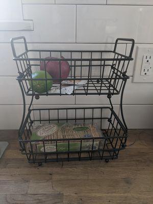 Steel Kitchen Basket for Sale in Los Angeles, CA