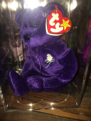 Princess Beanie Baby. Very Rare for Sale in Winter Haven, FL