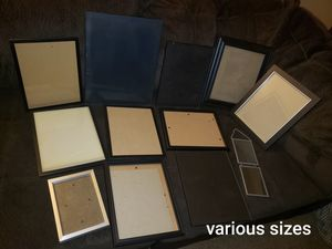 Lot of various sizes frames for Sale in Overland Park, KS