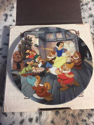 Disney collectible plate for Sale in Manassas Park, VA