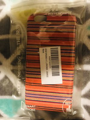 iPhone 6 case for Sale in Bartlesville, OK
