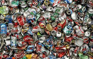 ( Aluminum cans) I pick up for free for Sale in Pekin, IL