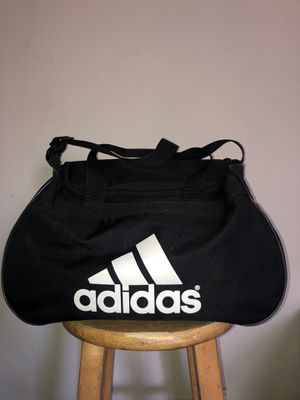 Small Black Adidas Duffle bag for Sale in Silver Spring, MD