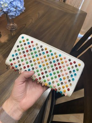 Christian Louboutin studded wallet for Sale in Vancouver, WA