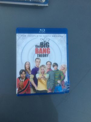 The Big Bang Theory: The Complete Ninth Season [Blu-ray] [2 Discs] for Sale in Redondo Beach, CA