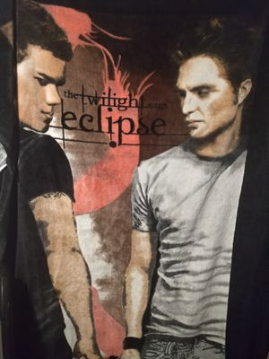 The twilight eclipse blanket for Sale in Oretech, OR
