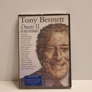 Tony Bennett Duets II - The Great Performances New sealed for Sale in Campbell, CA