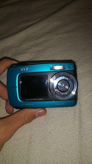 SVP aqua 5500 waterproof camera for Sale in Duncan, SC