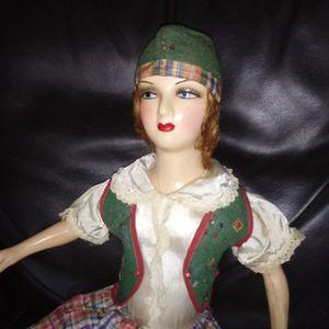 Vintage Bed Doll for Sale in El Monte, CA