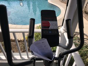 Bike and elliptical for Sale in New Orleans, LA