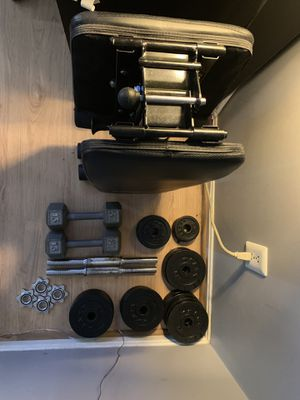 Home Gym Equipment for Sale in Bowie, MD
