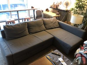 IKEA KIVIK Sofa with chaise for Sale in Seattle, WA