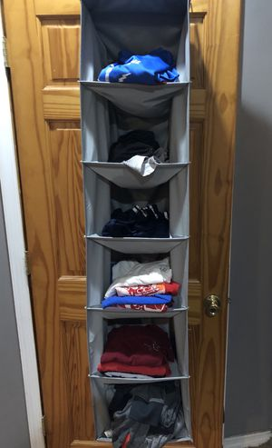 Closet organizer/shelves for Sale in Washington, DC
