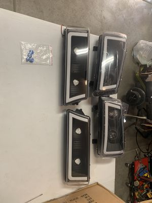 Autosaver88 headlights for Sale in Hollister, CA