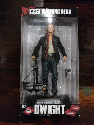 The walking Dead Dwight action figure McFarlane toys for Sale in Fresno, CA