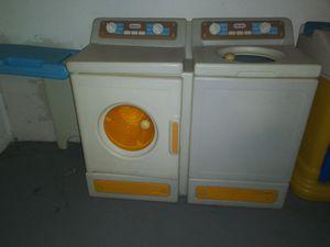Kids toy washer an dryer for Sale in Detroit, MI